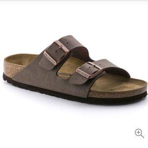 ✨ Birkenstock Mocha Arizona Sandals - Size 6/6.5